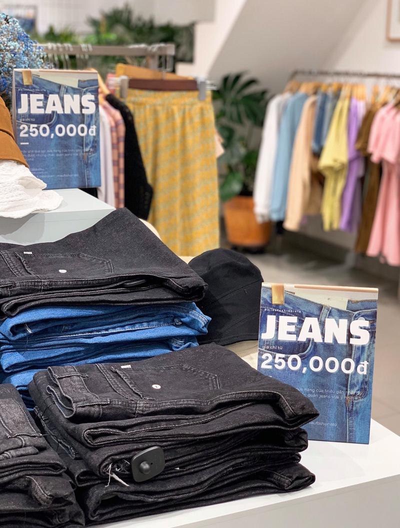 Top 5 Shop thời trang nổi tiếng nhất đường Trần Quang Diệu, Quận 3, TP. Hồ Chí Minh