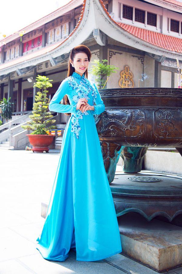 Top 5 Địa chỉ cho thuê áo dài dự tiệc đẹp nhất tại Hà Nội