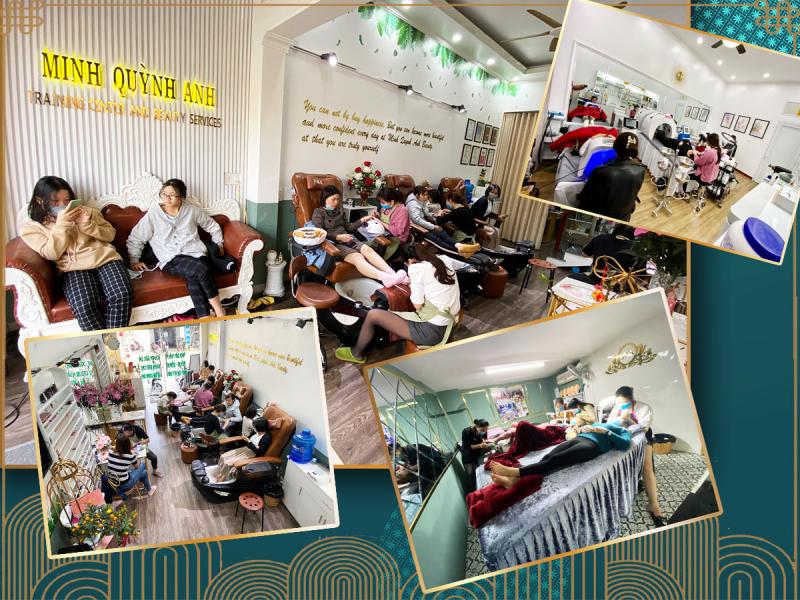 Top 9 Tiệm làm nail đẹp và chất lượng nhất Thái Bình