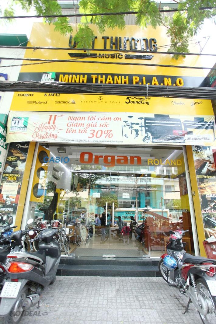 Top 10 Cửa hàng bán nhạc cụ tại TPHCM uy tín nhất