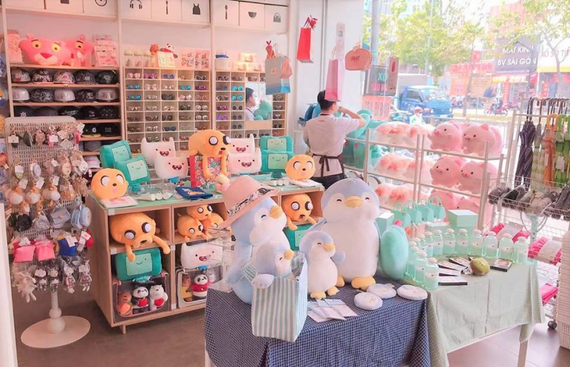 Top 7 Địa chỉ mua dép bông đi trong nhà dễ thương nhất Hà Nội và TP. HCM