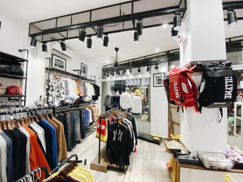 Top 11 Shop quần áo nam đẹp và rẻ nhất Hải Phòng