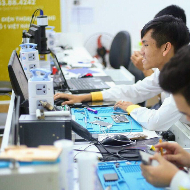 Top 9 Địa chỉ thay màn hình iphone uy tín nhất quận Hai Bà Trưng, Hà Nội