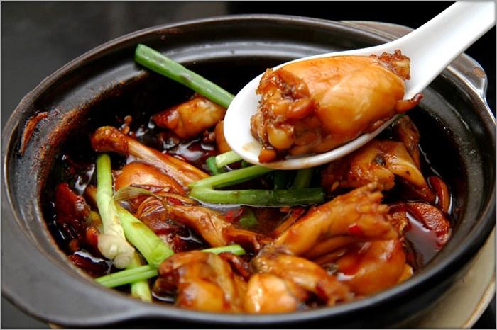 Top 13 Món ăn ngon được chế biến từ Ếch