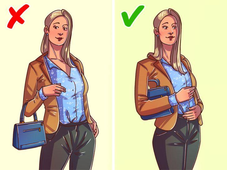 Top 9 Loại túi xách có thể gây hại cho lưng của bạn và cách sử dụng chúng một cách an toàn
