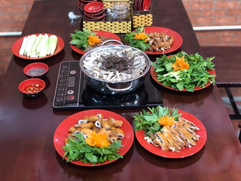 Top 5 Quán ăn ngon trên đường Lê Văn Lương, Quận Cầu Giấy