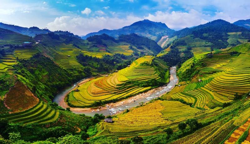 Top 10 Địa điểm du lịch tuyệt vời của Châu Á được cả thế giới công nhận