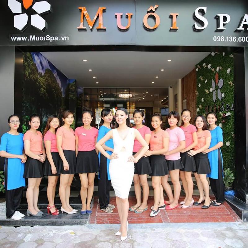 Top 4 Spa kiểu Hàn Quốc uy tín, chất lượng nhất tại Hà Nội