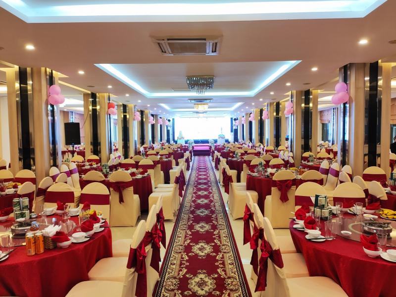 Top 10 Nhà hàng tổ chức tiệc cưới tốt nhất tại TP Vinh, Nghệ An