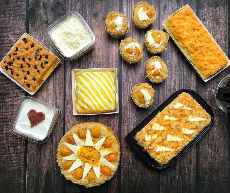 Top 10 Địa chỉ bánh ngọt online được yêu thích ở Sài Gòn