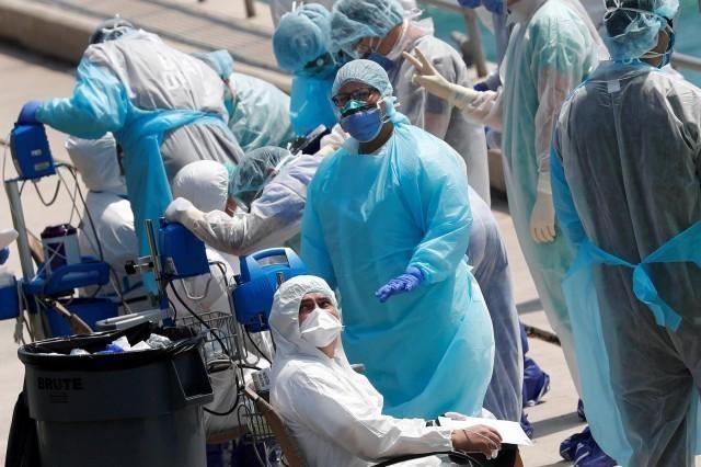 Top 10 Quốc gia có số lượng nhiễm virus corona nhiều nhất thế giới