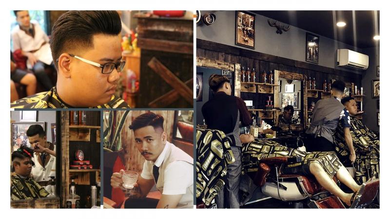 Top 9 Tiệm cắt tóc nam đẹp và chất lượng nhất TP. Thủ Dầu Một, Bình Dương