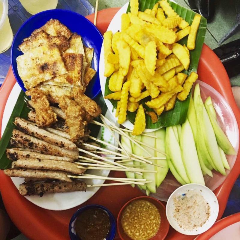 Top 5 Quán ăn ngon phố Ấu Triệu, Quận Hoàn Kiếm