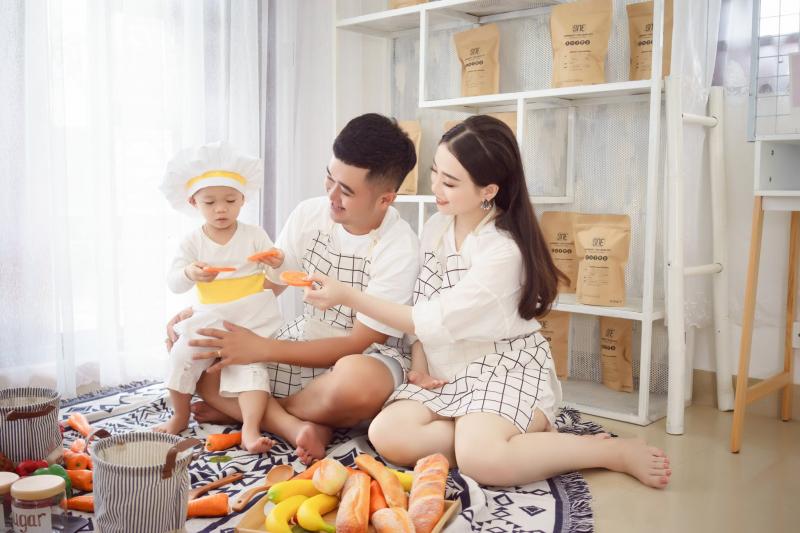 Top 5 Địa chỉ nhận chụp ảnh gia đình đẹp và chất lượng nhất Cà Mau