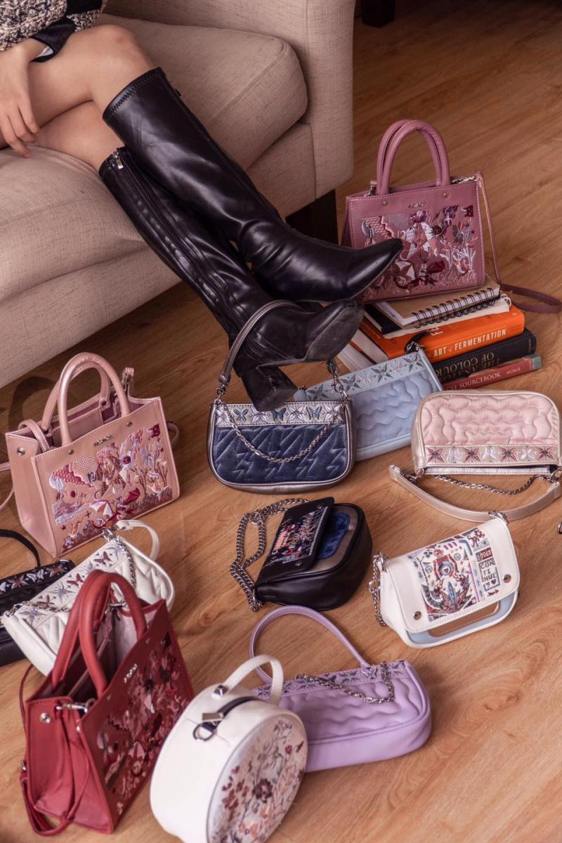 Top 5 Shop bán ví và túi xách nữ đẹp và chất lượng nhất Hà Nội