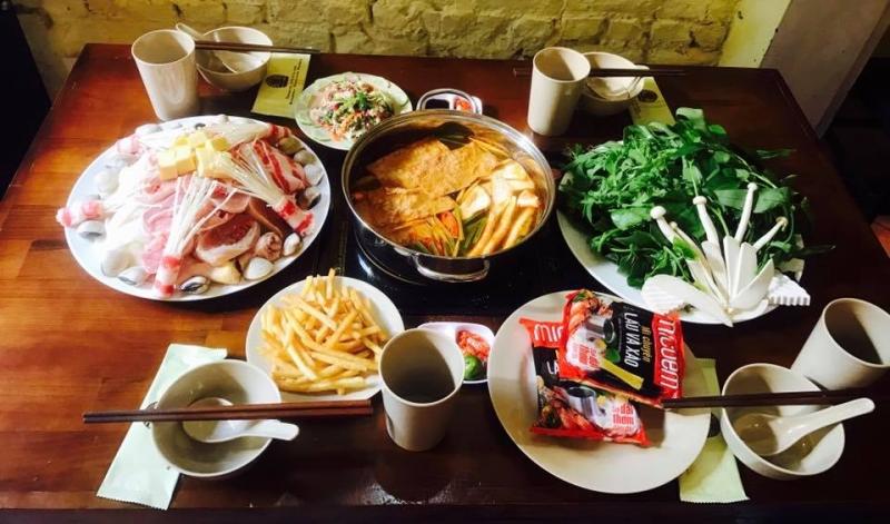Top 6 Quán ăn ngon dành cho cặp đôi dịp lễ tình yêu valentine tại Hà Nội