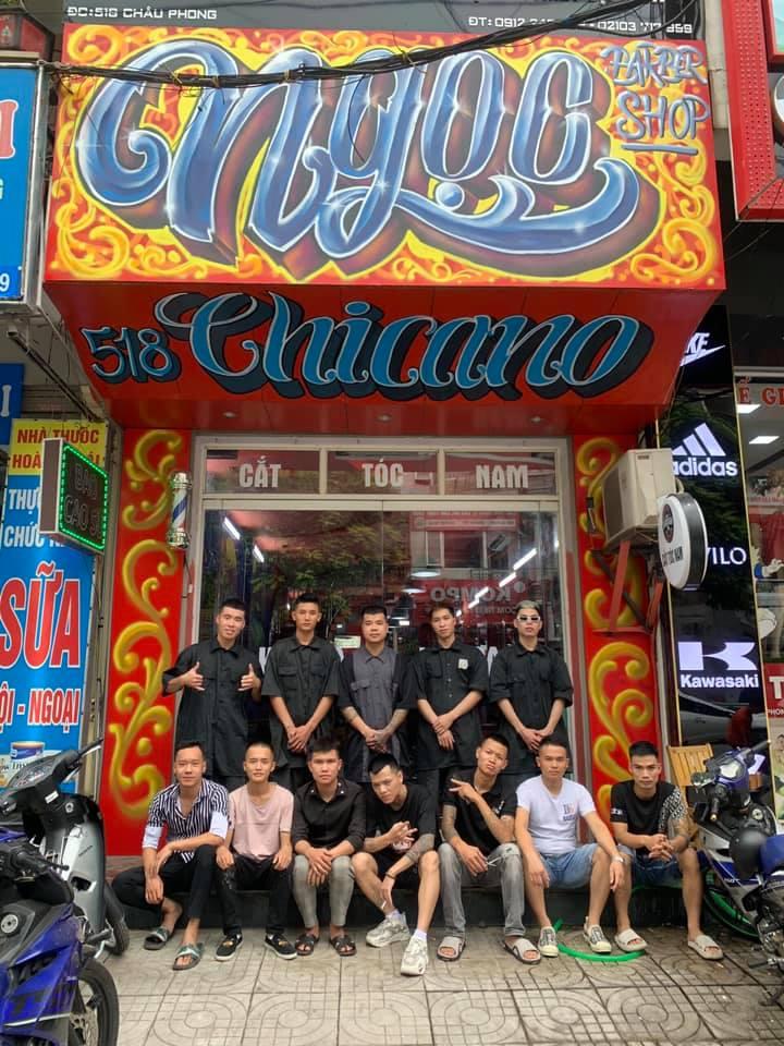 Top 7 Tiệm cắt tóc nam đẹp và chất lượng nhất TP. Việt Trì, Phú Thọ