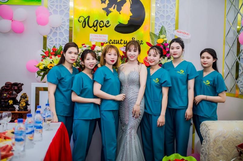 Top 8 Spa trị nám tốt nhất Quảng Ngãi