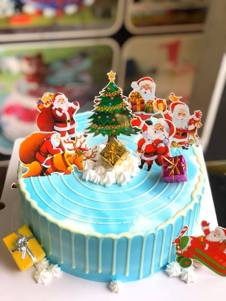 Top 8 Tiệm bánh sinh nhật ngon nhất Giao Thủy, Nam Định