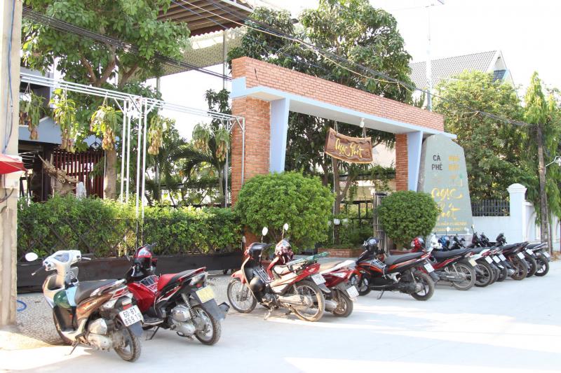 Top 5 Quán cà phê sân vườn đẹp nhất TP. Biên Hòa, Đồng Nai