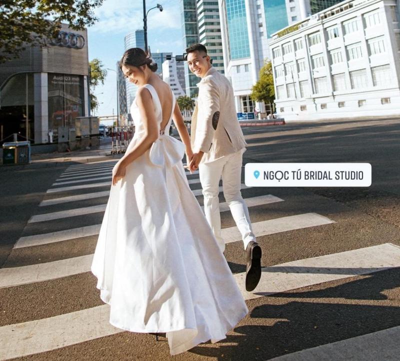 Top 5 Studio cho thuê váy cưới đẹp và chất lượng nhất TP. Cam Ranh, Khánh Hòa
