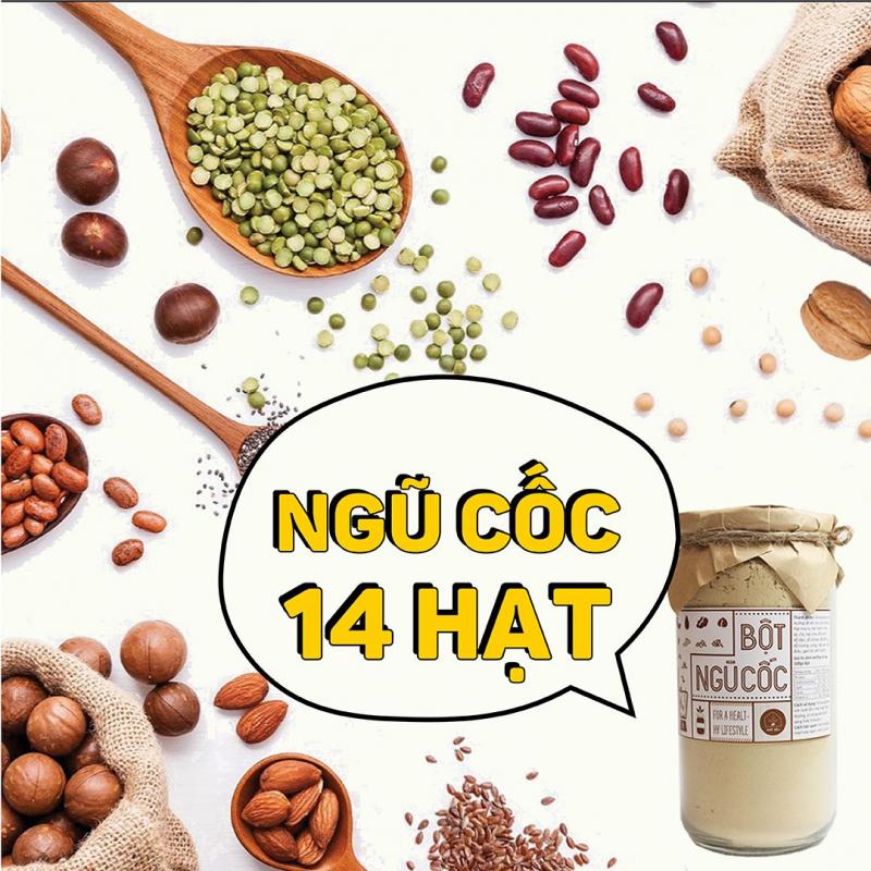 Top 5 Địa chỉ mua hạt dinh dưỡng uy tín nhất Hà Nội