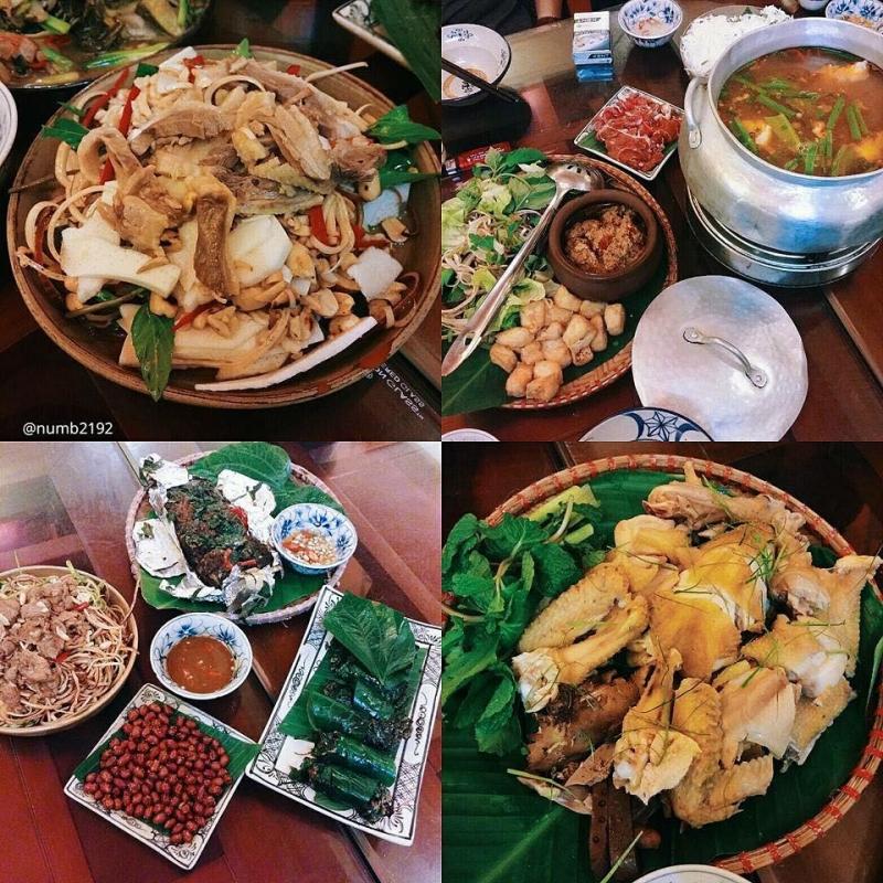 Top 4 Quán ăn ngon tại phố Cửa Bắc – Hà Nội