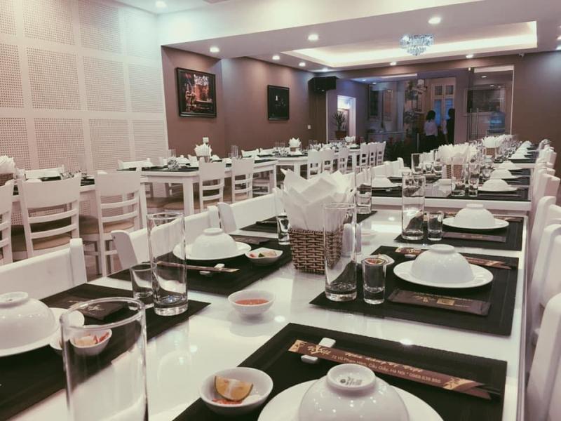Top 4 Nhà hàng ngon nhất ở đường Vũ Phạm Hàm, Hà Nội