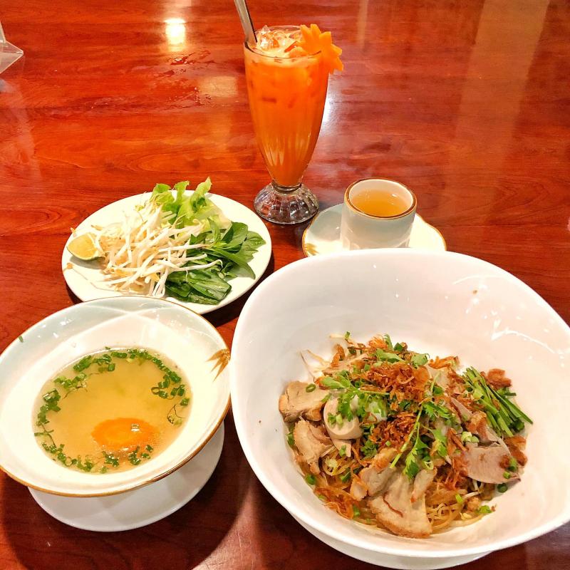 Top 6 Quán hủ tiếu Nam Vang ngon nhất Nha Trang