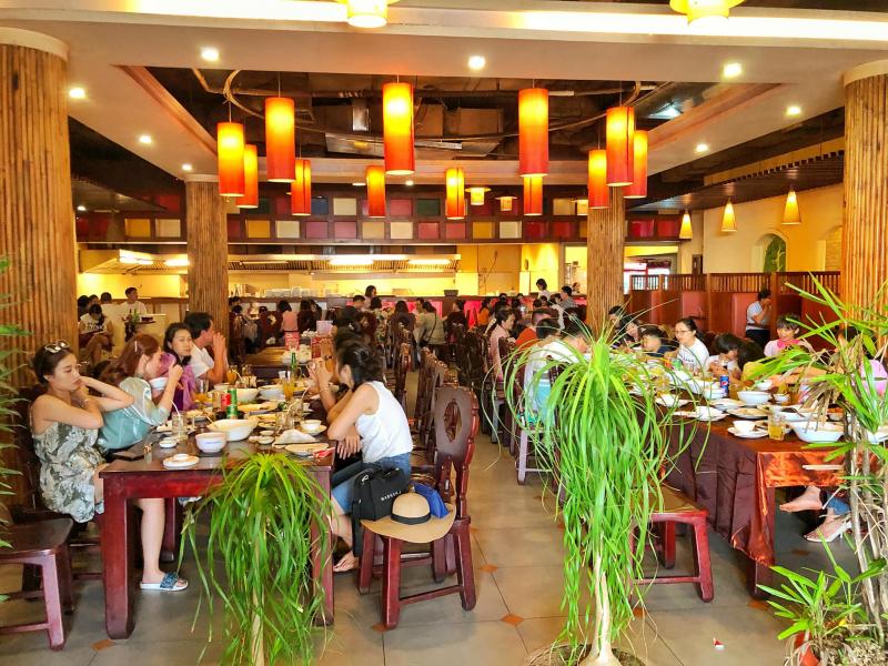 Top 6 Quán bánh xèo mực ngon nhất Nha Trang