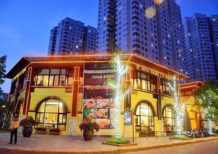 Top 7 Nhà hàng tổ chức tiệc công ty tốt nhất ở Hà Nội