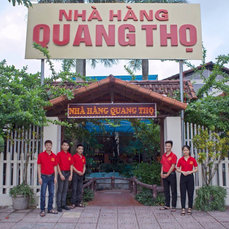 Top 7 Quán nhậu ngon nhất tại Thái Bình