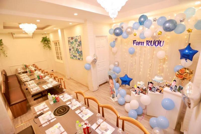 Top 12 địa điểm tổ chức sinh nhật cho bé tại Hà Nội