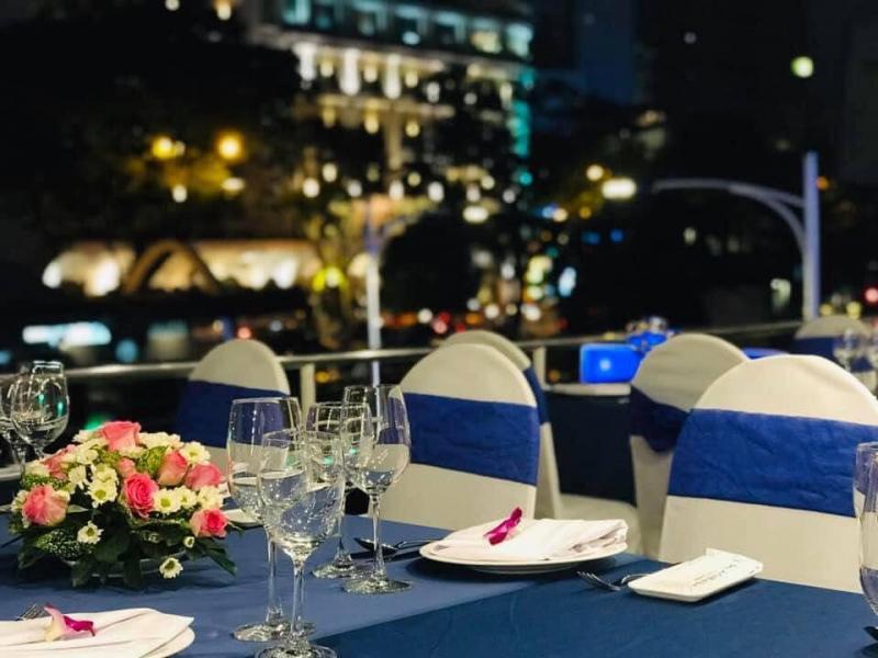 Top 9 Nhà hàng tiệc cưới hiện đại, sang trọng nhất thành phố Hồ Chí Minh