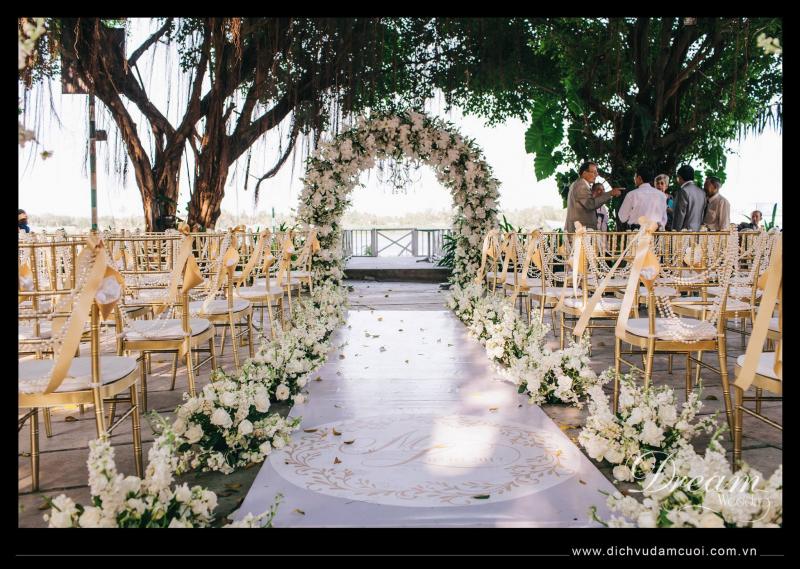 Top 3 địa điểm tổ chức tiệc cưới nổi tiếng nhất quận 2, Tp HCM