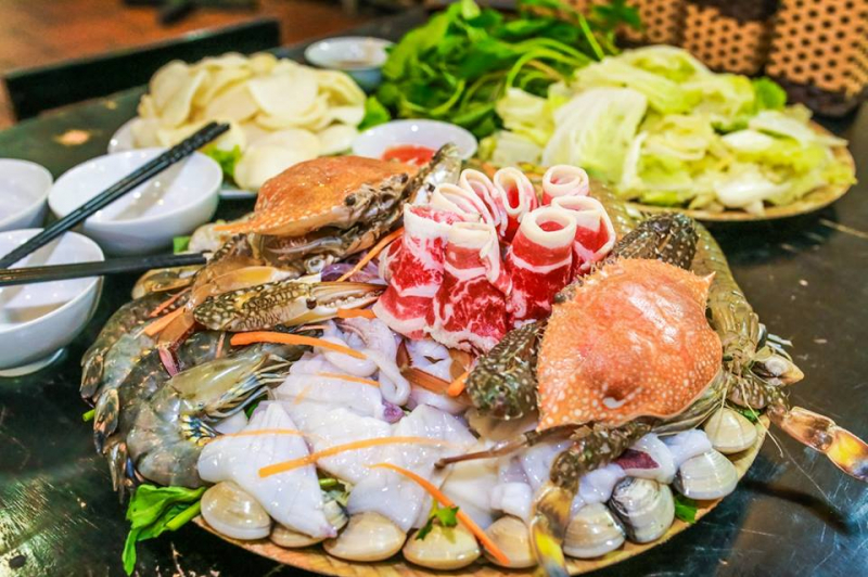 Top 20 Quán ăn nổi tiếng tại Quảng Ninh