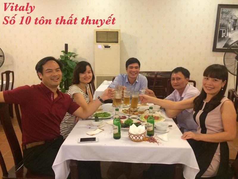 Top 8 Nhà hàng, quán ăn ngon ở Tôn Thất Thuyết, Hà Nội