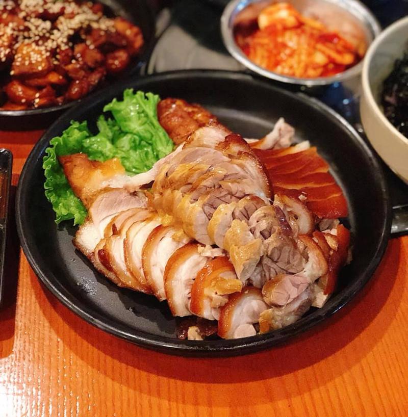 Top 8 Nhà hàng, quán ăn ngon khu vực Dịch Vọng, Cầu Giấy, Hà Nội