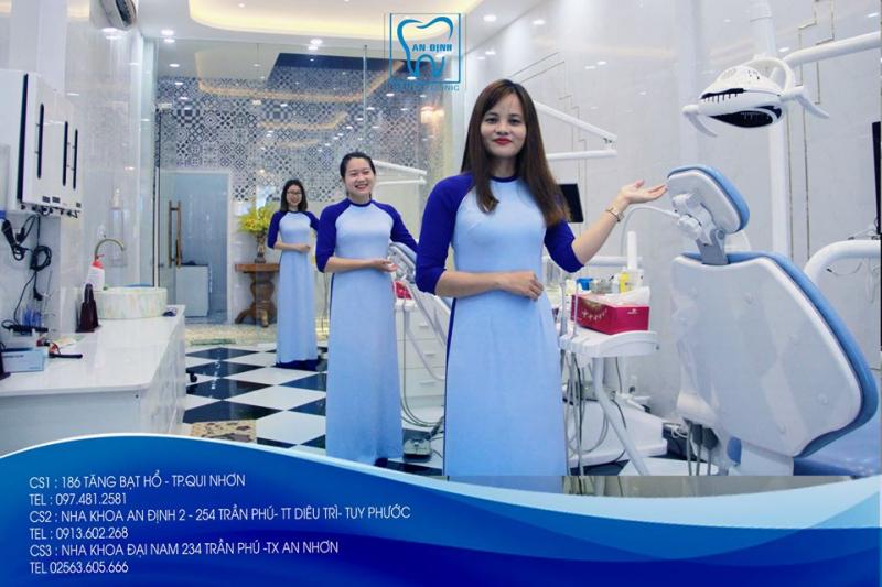 Top 6 Phòng khám nha khoa uy tín nhất TP. Quy Nhơn, Bình Định