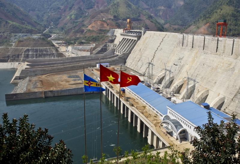 Top 12 Nhà máy thủy điện lớn nhất Việt Nam