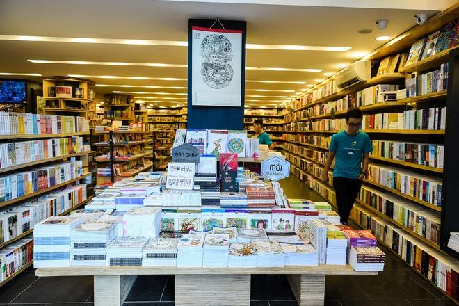 Top 7 địa chỉ mua sách giá rẻ nhất Hà Nội