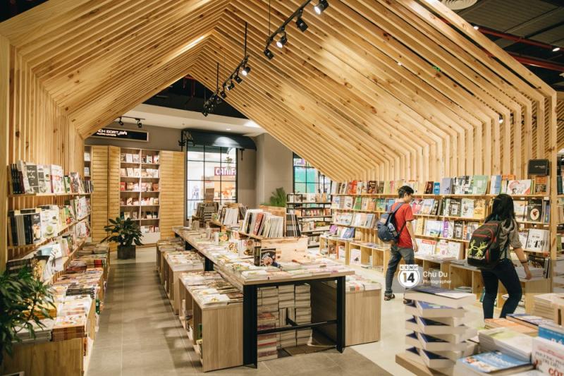 Top 9 Nhà sách bán sách đỉnh nhất Sài Gòn