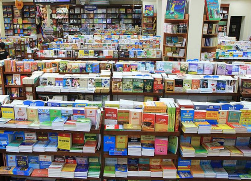 Top 10 Nhà sách lớn nhất ở Hà Nội