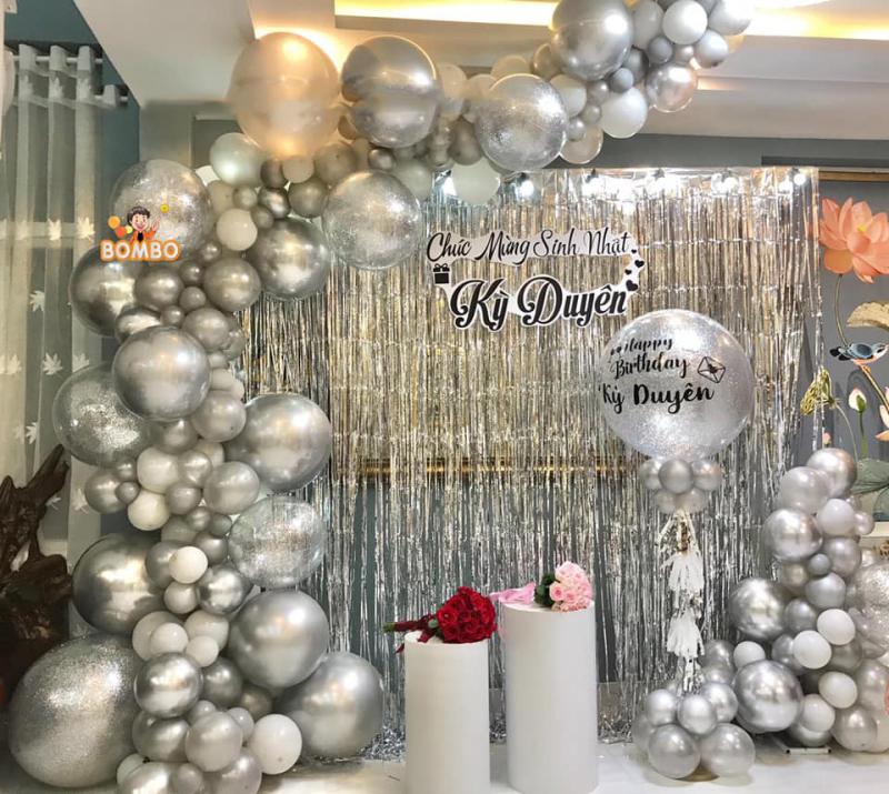 Top 6 Dịch vụ trang trí sinh nhật đẹp và uy tín nhất Nha Trang