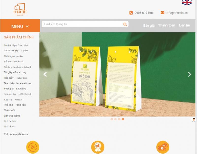 Top 5 Xưởng in túi giấy giá rẻ, uy tín, thiết kế đẹp và chất lượng nhất tại TP Hà Nội