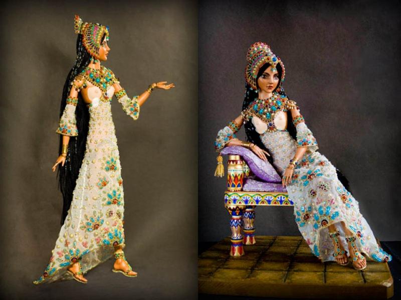 Top 10 Vị nữ Pharaoh của Ai Cập cổ đại