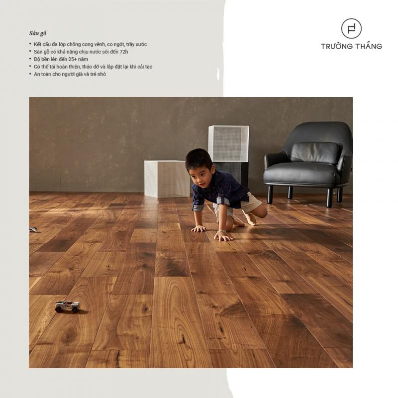 Top 7 Công ty thi công sàn gỗ tự nhiên uy tín nhất tại Hồ Chí Minh
