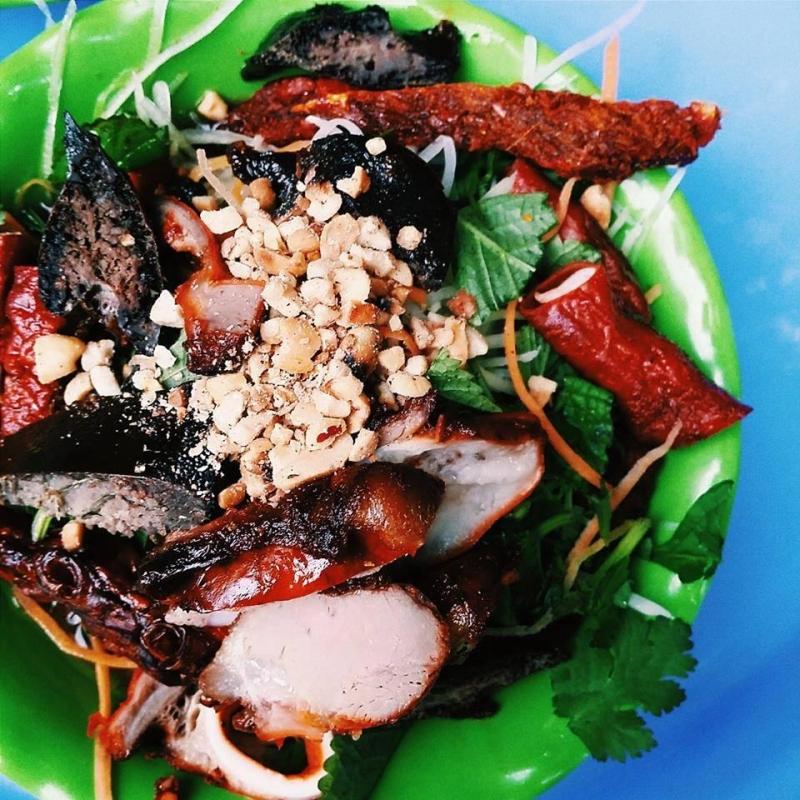 Top 18 Món nộm giúp bạn hết ngấy sau Tết ở Hà Nội