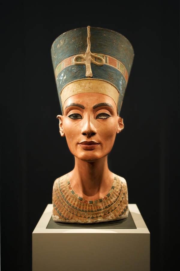 Top 8 Vị nữ hoàng đẹp nhất Ai Cập
