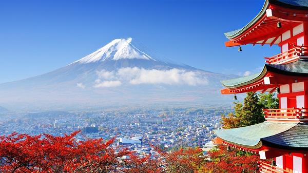 Núi Phú Sĩ cao nhất Nhật Bản